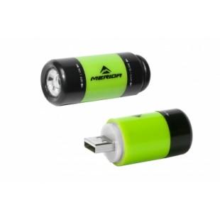 LAMPKA PRZEDNIA MINI USB