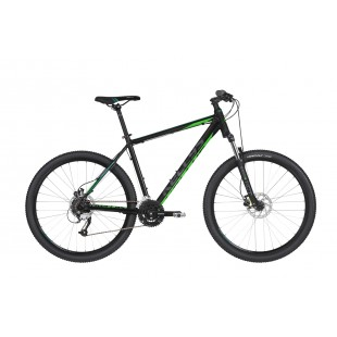 "KELLY'S Madman 50 Black Green 27,5"" 2019"