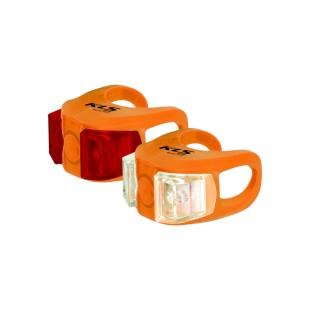 TWINS set, orange