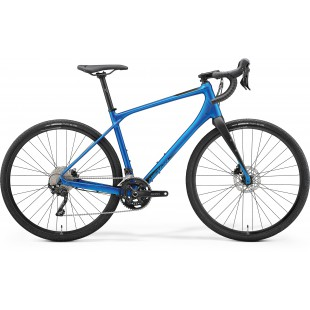 MERIDA SILEX 400  MATT BLUE(BLACK) 2021