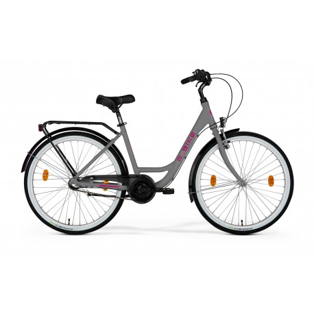 MERIDA M-BIKE CITYLINE 326 GRAY 2021